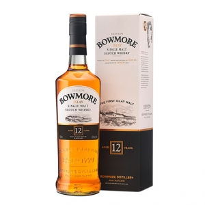 Scotch Whisky Single Malt 12 y.o. - Bowmore