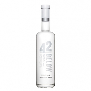 Vodka Pure - 42 Below (0.7l)