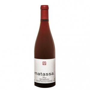 Côtes Catalanes IGP Matassa Rouge 2016 - Domaine Matassa