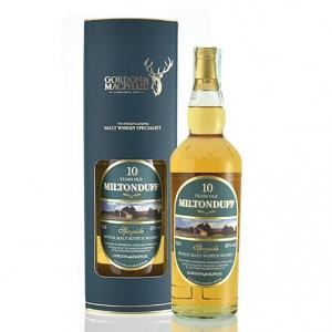 """Speyside Single Malt Scotch Whisky """"Miltonduff 10 Y.O."""" - Gordon & Macphail (0.7l)"""