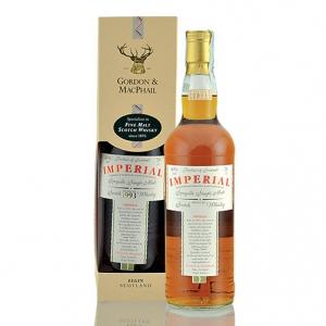 "Single Malt Scotch Whisky ""Imperial"" 1995 - Gordon & Macphail (0.7l)"