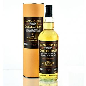 "Speyside Single Malt Scotch Whisky ""Glenrothes Distillery 8 Y.O."" - Gordon & Macphail (0.7l)"