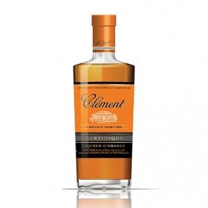 """Liqueur D'Orange """"Créole Shrubb"""" - Clément"""