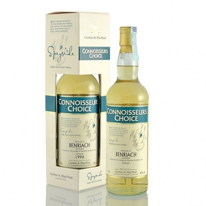 "Single Malt Scotch Whisky ""Benriach Distillery"" 1997 - Gordon & Macphail (0.7l)"