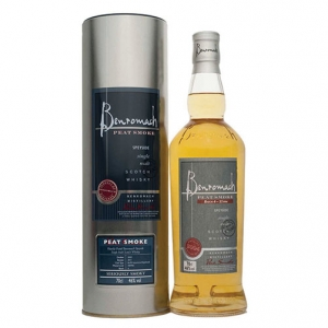 "Speyside Single Malt Scotch Whisky ""Peat Smoke"" 2007 - Benromach"