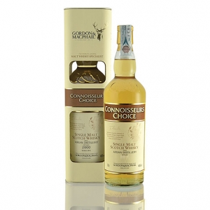 "Single Malt Scotch Whisky ""Arran Distillery"" 2006 - Gordon & Macphail"