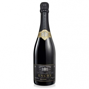 """Champagne Brut Blanc de Blancs Grand Cru """"Encry Grande Cuvée"""" Millésime 2009 - Vue Blanche Estelle"""
