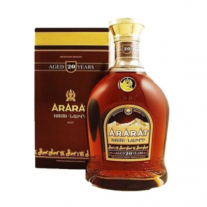 "Armenian Brandy 20 Years Old ""Nairi"" - ArArAt (0.7l)"