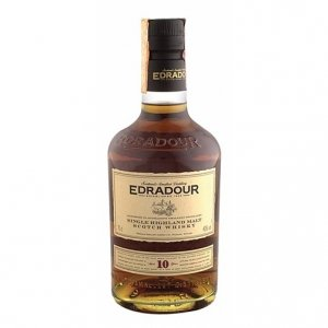 Single Highland Malt Scotch Whisky 10 Year Old - Edradour