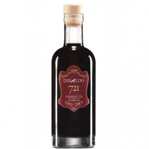 """Vermouth Rosso """"721"""" 2015 - DiBaldo (0.5l)"""