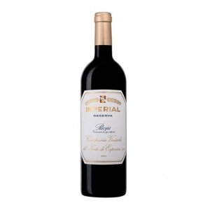 """Rioja Reserva """"Imperial"""" 2012 - Compañía Vinícola del Norte de España"""