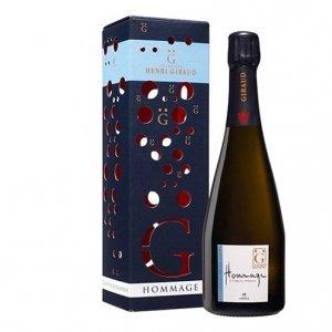"""Champagne Brut Grand Cru """"Hommage à François Hémart"""" Magnum - Henri Giraud (astucciato)"""