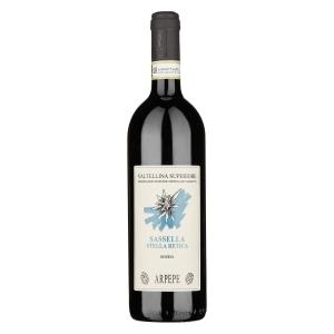 """Valtellina Superiore Sassella DOCG """"Stella Retica"""" 2012 - Arpepe"""