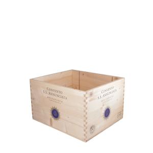 Cassetta legno S.S. Annunciata - Bellavista