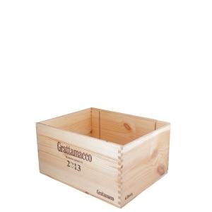 Cassetta legno Bolgheri Superiore - Grattamacco