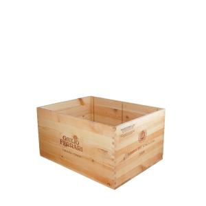Cassetta legno Giulio Ferrari - Ferrari