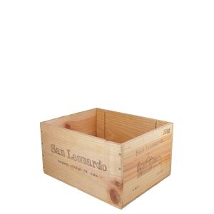 Cassetta legno San Leonardo - Tenuta San Leonardo