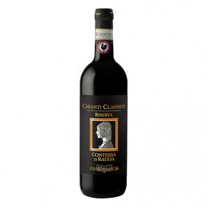 """Chianti Classico Riserva DOCG """"Contessa di Radda"""" 2012 - Geografico, Piccini"""