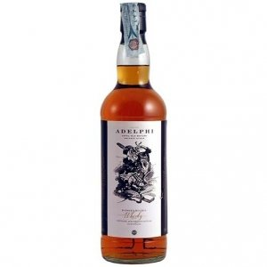 "Blended Scotch Whisky ""Private Stock"" - Adelphi (0.7l)"