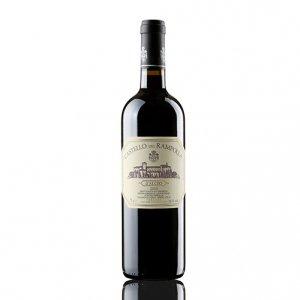 "Toscana Rosso IGT ""D'Alceo"" 2012 - Castello dei Rampolla"