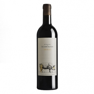 "Ribera del Duero Tempranillo DO ""Alexander Vs The Ham Factory"" 2015 - Casa Rojo"