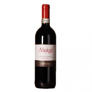 """Chianti Classico Riserva DOCG """"Aluigi"""" 2012 - Podere Le Cinciole"""