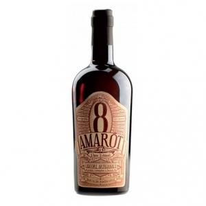"""Liquore Artigianale """"8 Amaròt"""" - Amaròt"""