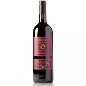 """Maremma Toscana Rosso IGT """"Aragone"""" 2010 - La Mozza, Bastianich"""