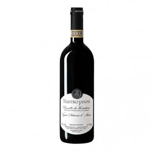 """Brunello di Montalcino DOCG """"Vigna Schiena d'Asino"""" 2007 - Mastrojanni"""