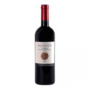 "Umbria Rosso IGT ""Baiocco"" 2015 - Antonelli"