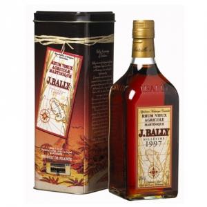 Rum Agricole Ambrè Millesimato 1997 - J. Bally (0.7l)