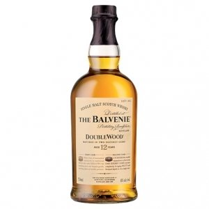Single Malt Scotch Whisky Doublewood 12 anni - The Balvenie