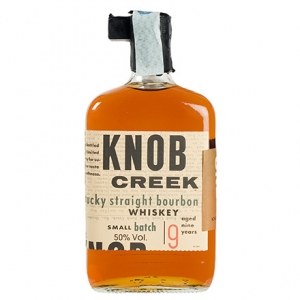Kentucky Straight Bourbon Whisky Knob Creek