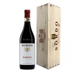 Barolo DOCG 2013 - Sordo (cassetta di legno)