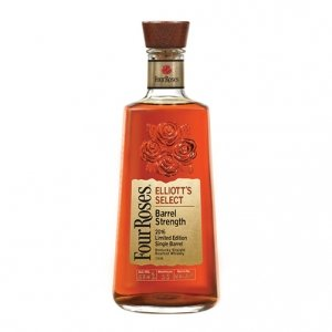 "Kentucky Straight Bourbon Whiskey ""Small Batch"" - Four Roses"