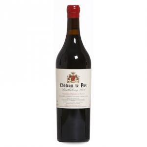 Bordeaux Côtes de Francs AOC Barthélemy Rouge 2008 - Château Le Puy