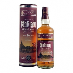 Single Malt Scotch Whisky 16 years old - The BenRiach