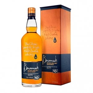 "Speyside Single Malt Scotch Whisky ""10 Years Old"" - Benromach (0.7l)"