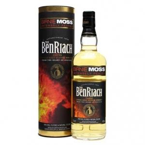 "Peated Single Malt Scotch Whisky ""Birnie Moss"" - The BenRiach"