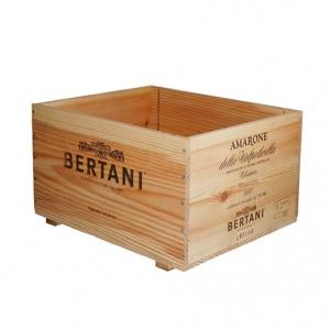 Cassetta legno Amarone - Bertani