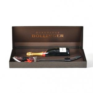 """Champagne Brut """"Special Cuvée Sciabolly"""" - Bollinger (confezione con sciabola)"""