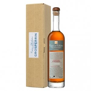 Cognac Borderies 1961 - Jean Grosperrin (0.75l)