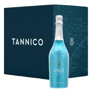 """Franciacorta Brut Millesimato DOCG """"Millè"""" 2009 (6 bottiglie) - Tenuta Villa Crespia, Muratori"""