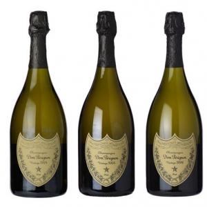 Vertical Experience Dom Pérignon 2004 -2005 - 2006