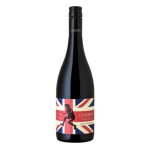 "Red Wine ""London Calling"" 2015 - Claymore"
