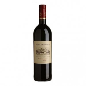 "South Africa Western Cape Red ""Classique"" 2014 - Rupert & Rothschild Vignerons"