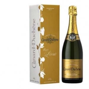 """Champagne Brut """"Cuvée Léonie"""" - Canard Duchêne (astucciato)"""