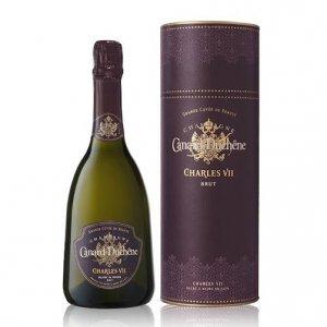 """Champagne Brut Blanc de Noir """"Grande Cuvée de Beauté Charles VII"""" - Canard Duchêne (astuccio)"""