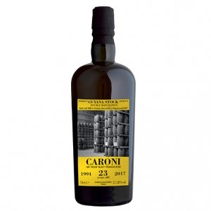 "Heavy Trinidad Rum ""Caroni Guyana Stock"" 1994 23 years old - Velier"