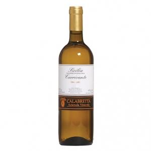 Sicilia Carricante IGT 2015 - Calabretta